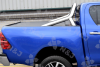 Side view of the Roll n Lock fitted to the Toyota Revo Double Cab