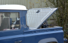 Hinged Top Cover fitted to this Land Rover 110 PCU