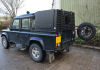 Land Rover 110 Truework Samson Aluminium Canopy