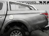 STAINLESS STEEL SINGLE HOOP SPORTS BAR FOR MITSUBISHI L200 2015 ON