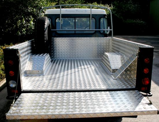 110 HCU Land Rover Lining