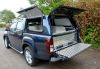 Carryboy workman Canopy with Draw system and Slide Out trays