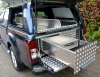 Heavy Duty Drawers with slide out bin