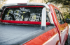 NISSAN NAVARA NP300 2015 ON DOUBLE CAB ARMADILLO ROLL BAR IN STAINLESS STEEL
