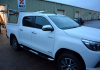 Toyota Revo fitted with a Farriers Workshop.