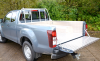 Isuzu Extra Cab Samson Aluminium Lining