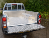 Ladder Rack Available as an optional extra £202.00 + vat.